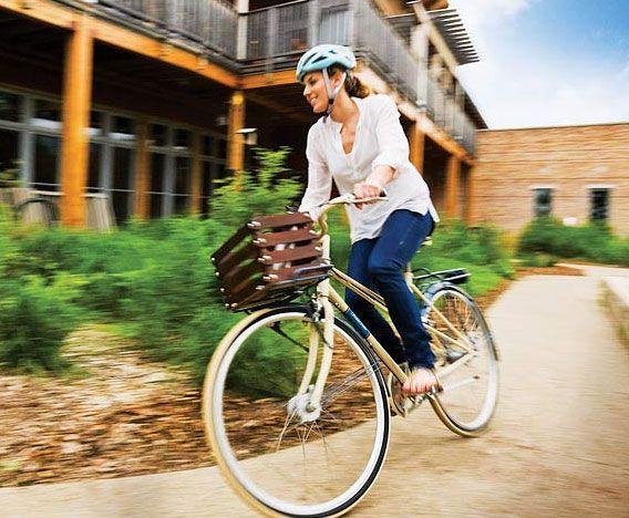 perdere peso andando in bici